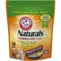 Save $2.00 off ONE (1) ARM & HAMMER Naturals Cat Litter