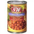 Save $1.00 off 3 cans of S&W Low Sodium Beans