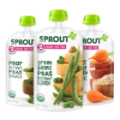 Save $2.00 off Any FIVE (5) Sprout Organic Baby or Toddler Puree Pouches