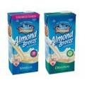 Save $1.00 off TWO (2) Blue Diamond® Shelf Stable Almond Breeze® Almondmilk (32 oz. or larger)