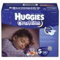Save $2.00 off ONE (1) package of Huggies® Overnites Diapers