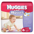 Save $2.00 off ONE (1) package of Huggies® Little Movers® Diapers