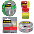 Save $1.00 off ONE (1) Roll of Scotch® Expressions Tape
