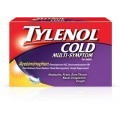 Save $1.00 off ONE (1) TYLENOL® Cold product (excludes trial sizes)