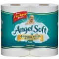 Save 50¢ off ONE (1) package of Angel Soft® Bath Tissue, 4 Double Roll or larger