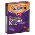 Save $2.00 off St. Joseph™ Cough Cold & Flu high blood pressure product