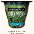 Save $1.00/2 – Better Whey of Life Greek Yogurts, 6 oz
