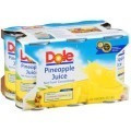 Save 65¢ off two (2) Dole Canned Juices 46oz or 6oz 6-packs