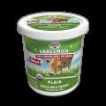 Save $1.00 off any (2) Organic Valley Grassmilk Yogurt Cups