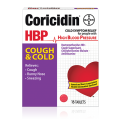 Save $1.00 off any Coricidin® HBP product