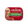 Save $1.00 off THREE (3) cans of King Oscar® 3.75oz Brisling Sardines