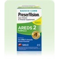 Save $5.00 off any Bausch + Lomb PreserVision® Eye Vitamin and Mineral Supplement 120 ct or larger