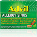Save $1.00 off any Advil® Allergy Sinus
