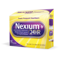 Save $1.00 off Nexium 24HR Tablets (14 ct.)