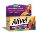 Save $3.00 off ONE (1) Nature's Way Alive Multi-Vitamin Product