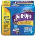 Save $2.00 off ONE (1) PULL-UPS® Training Pants (Jumbo Pack or larger)