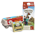 Save $1.50 off any (2) Organic Valley® products