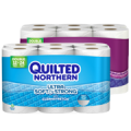 Save 50¢ off ONE (1) Quilted Northern Bath Tissue