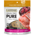 Save $1.00 off any 1) bag of CANIDAE® dog or cat treats