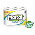 Save $1.00 on any ONE (1) Marcal® Bath or Towel (6 rolls or larger) or any TWO (2) Marcal® Napkins