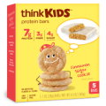 Save $1.00 off ONE (1) thinkKIDS™ Protein Bars 5ct