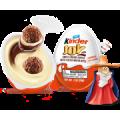 Save $1.00 on any one (1) Kinder JOY® 3 pack OR any three (3) single Kinder JOY® eggs
