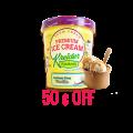 Save 50¢ off any quart of Kreider's Lactose Free Ice Cream