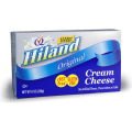Save 25¢ off ONE (1) off any Hiland Cream Cheese 8oz