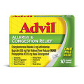 Save $2.00 on any one (1) Advil® Cold, Flu, Sinus or Allergy product
