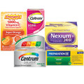 Get a $5.00 reward back when you spend $25 on Centrum® and other select Pfizer products (see site for details)