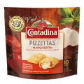 Save $0.75 on any ONE (1) Contadina® Pizzettas Snacks 7.5oz pack