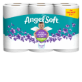 Save $1.00 off any ONE (1) Angel Soft® with Fresh Scent 12 Roll or Larger or Mega roll pack 6 Rolls or Larger