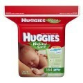 Save 50¢ off ONE (1) package of HUGGIES® Wipes (56 ct. or higher) (offer value may vary)