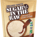 Save $0.75 on any one Sugar In The Raw Organic White® bag