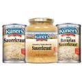 Save $1.00 off 2 cans of Kuner's Sauerkraut
