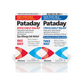 Save $5.00 on any ONE (1) PATADAY® Eye Allergy Itch Relief Drops