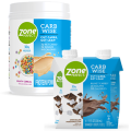 Save $1.50 off One (1) ZonePerfect® Carb Wise Powder or 4-count Shake