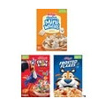 Save $1.00 on any TWO Kellogg's® Frosted Flakes®, Kellogg's® Froot Loops®, Kellogg's® Frosted Mini-Wheats® Cereals and/or Kellogg's® Rice Krispies