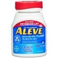 Save $2.00 off any Aleve® 80ct or larger product (excludes Aleve-D)
