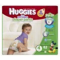 Save $1.50 off ONE (1) package of HUGGIES® Little Movers Diaper Pants (offer value may vary)