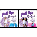 Save $3.00 off any ONE (1) Package of Pull-Ups® New Leaf training underwear (not valid on 6ct. or less)