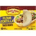 Save 75¢ off ONE Old El Paso™ Taco Boats™ Dinner Kit OR Tortillas